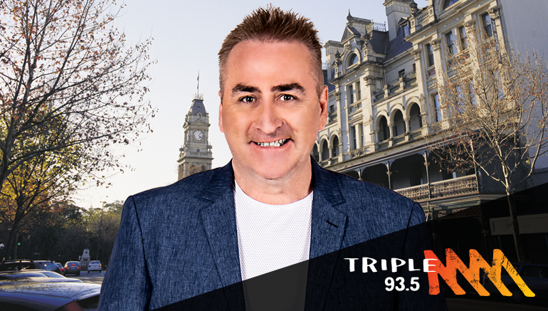 Triple M is loved most by Bendigo!